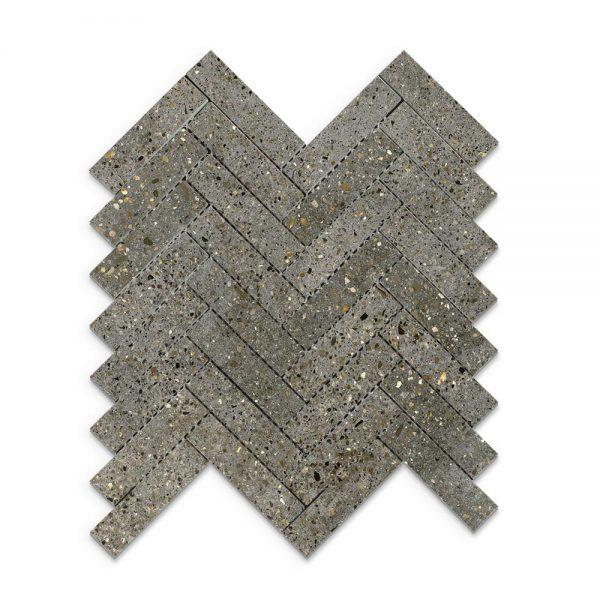 Betonic_Charcoal_Herringbon_Mosaic