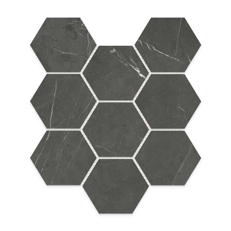 Bracca_Dark-Grey_Hexagon