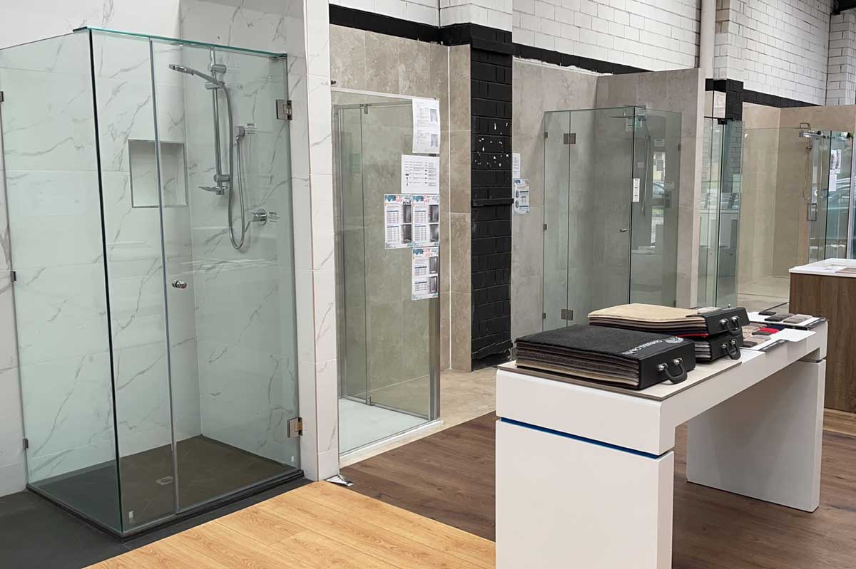Joshua Tiles Melbourne Showroom